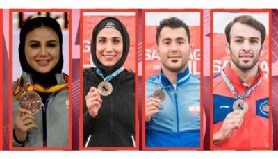 ۴ سهمیه کاراته ایران در المپیک قطعی شد ویروس کرونا, کمیته بین المللی المپیک, لیگ جهانی