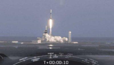 ۶۰ ماهواره «استارلینک» پرتاب شد استارلینک, اسپیس ایکس, فضا