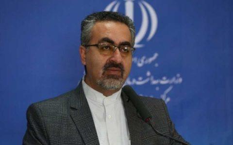 از هر ۱۱ مورد مرگ در ایران یک مورد بر اثر کرونا است