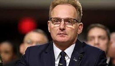 استعفای وزیر موقت نیروی دریایی آمریکا