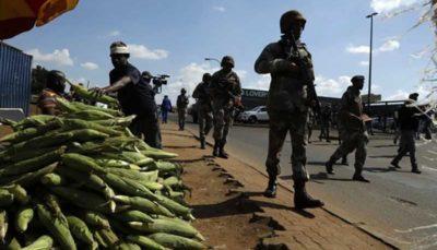 اعلام وضعیت اضطراری در پایگاه نظامی آمریکا در آفریقا ارتش آمریکا, آفریقا, وضعیت اضطراری