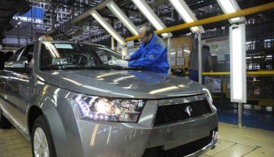 خودرو پیشتاز تولید محصول داخلی با کیفیت