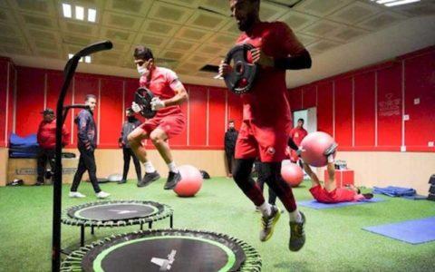 بازی «دزد و پلیس» در ورزشگاههای ایران