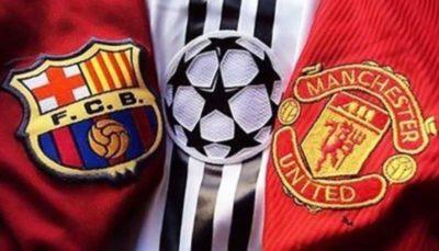 باشگاه بارسلونا لباس فصل بعد منچستریونایتد را لو داد باشگاه بارسلونا, پل پوگبا, منچستریونایتد