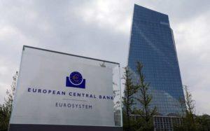 بانک مرکزی اروپا به دنبال بسته نجات ۱.۵ تریلیون یورویی است