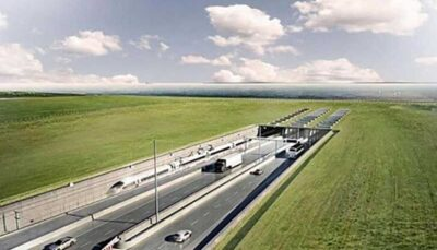 برنامه ساخت طولانیترین تونل کف دریا / دانمارک و آلمان متصل می شوند