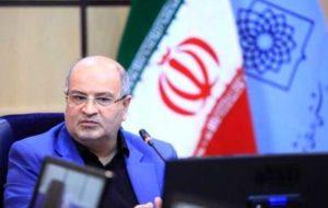 زالی: تلفات تردد پرشمار تهرانیها را ۲ هفته آینده میبینیم