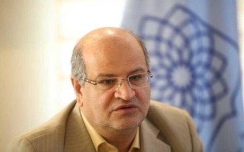 زالی: وضعیت امروز تهران نگرانکننده بود