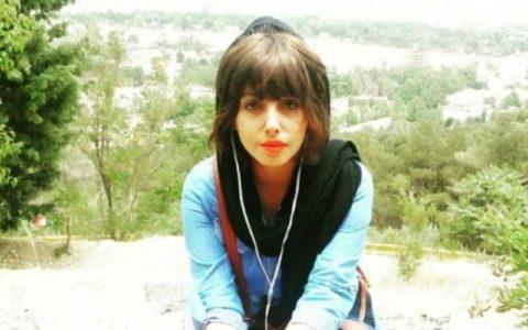 سحر تبر در زندان کرونا گرفت و به بیمارستان منتقل شد