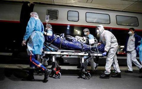 شمار قربانیان کرونا در فرانسه از ۱۳ هزار نفر گذشت