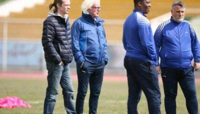 شکایت استقلال از دو مربی