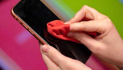 ضدعفونیکنندههایی که به موبایلتان آسیب میزند موبایل, ضدعفونیکردن