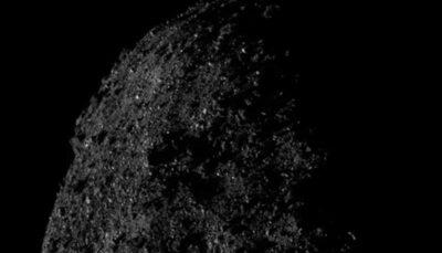 عبور یک سیارک عظیم از کنار زمین