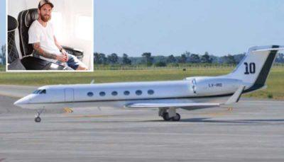فرود اضطراری هواپیمای مسی به دلیل نامشخص