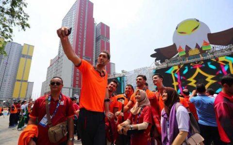 قدبلندترین والیبالیست جهان در ایران