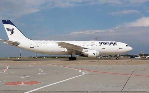 پرواز فوقالعاده روز جمعه رم تهران