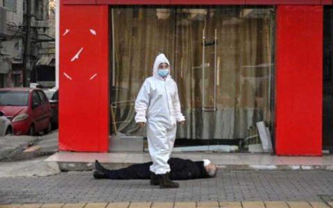 ماجرای روی زمین ماندن اجساد بیماران کرونا در تهران