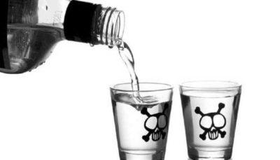مرگ ۲۴ نفر را در آذربایجانشرقی بر اثر مصرف الکل مسمومیت, مصرف الکل, آذربایجان شرقی
