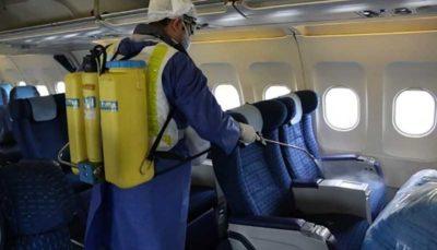 ممنوعیت ورود مسافران هوایی مشکوک به کرونا