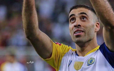 مهاجم النصر بهترین لژیونر لیگ عربستان شد