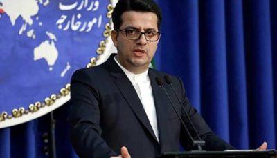 موسوی: ایران آماده مذاکره بدون پیششرط در منطقه است