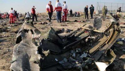 واکنش سازمان قضائی به ادعایی درباره سقوط هواپیمای اوکراینی