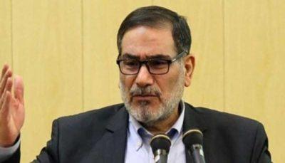 واکنش شمخانی به مخالفت آمریکا با درخواست وام ایران از صندوق بینالمللی پول