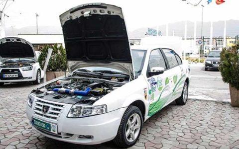 وزير نفت، سورن گازسوز ايران خودرو با پيمايش بالا را پسنديد سورن گاز سوز, ايران خودرو, بيژن نامدار زنگنه