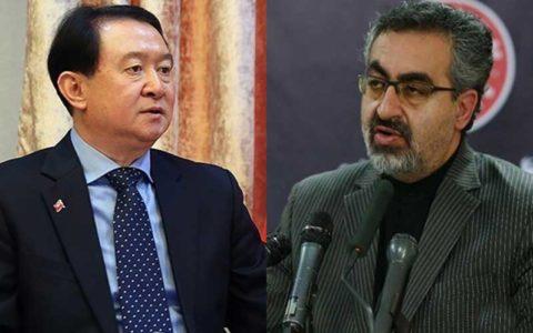 کیهان: پاسخ سفیر چین به جهانپور محترمانه بود