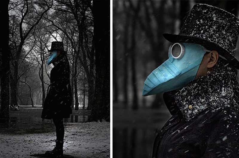 ماسکهای متفاوت برای کرونا (تصاویر)