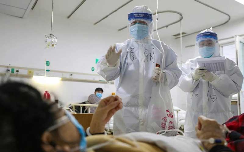تحقیق جدید: ویروس کرونا فاصله ۴ متری را در هوا طی میکند