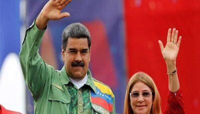 آمریکا بدنبال طرح اتهام علیه بانوی اول ونزوئلا است آمریکا, سیلیا فلورس, قاچاق مواد مخدر