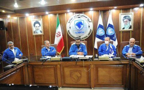 اجرای 12 پروژه برای کاهش قیمت تمام شده محصول در ایران خودرو فرشاد مقیمی, ایران خودرو, بازار خودرو