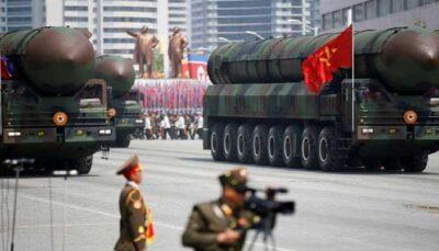 ادعای اندیشکده آمریکایی درباره احداث تاسیسات جدید موشکی در پیونگیانگ آمریکا, پیونگ یانگ, کره شمالی