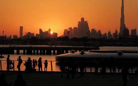 از سرگیری فعالیتهای تجاری در دبی امارات از فردا