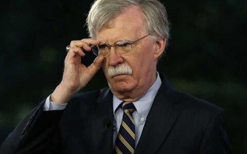 اظهارات مداخلهجویانه بولتون در مورد روابط ونزوئلا با چین و ایران