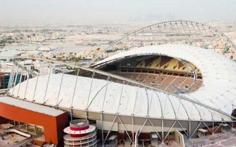 اعلام 4 ورزشگاه برجسته غرب آسیا از دید AFC