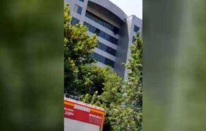 اقدام به خودکشی فردی در یکی از ساختمانهای وزارت کار
