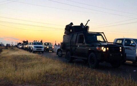 الحشد الشعبی حمله عناصر تروریستی به موصل را ناکام گذاشت