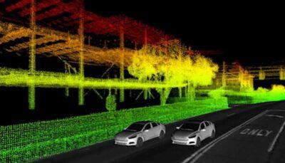 انتشار حجم بی سابقه ای از داده های خودروهای خودران