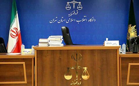 اولین جلسه دادگاه متهمان پرونده نیشکر هفت تپه