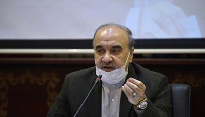 اگر بین ۲۰ تا ۲۵ خرداد مشکل داشته باشیم لیگ فوتبال متوقف میشود