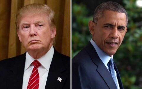 ترامپ: اوباما یک رئیس جمهور کاملا بیکفایت بود