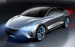تصاویر اولیه خودروی مفهومی تمامبرقی Roewe R-Aura منتشر شد