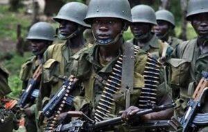 تکه تکه کردن مردم در کنگو