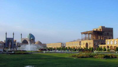 ثبت میدان امام اصفهان بهعنوان ثروت میراث فرهنگی در دنیا
