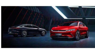 جدیدترین رقیب چینی تسلا 3 معرفی شد تسلا, خودروساز چینی, خودروهای برقی