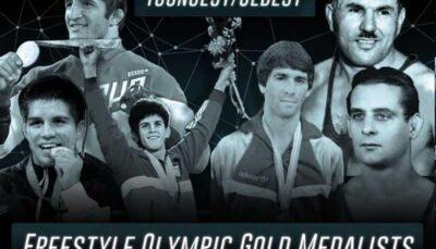 حسن یزدانی در رتبه چهاردهم جوانترین قهرمان کشتی المپیک قهرمان کشتی, حسن یزدانی, المپیک