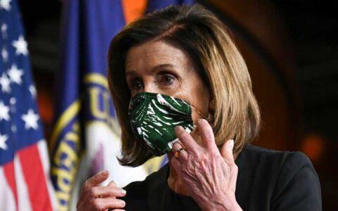 خیز جمهوریخواهان مجلس نمایندگان برای شکایت از «نانسی پلوسی»