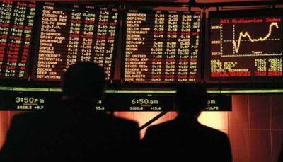 دنده عقب بورسهای جهانی جنگ تجاری, بورسهای جهانی, دولت چین